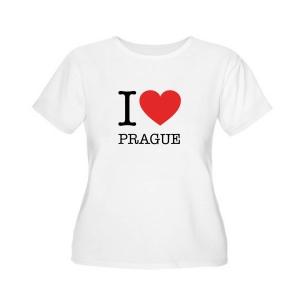 triko dámské / PRAGUE