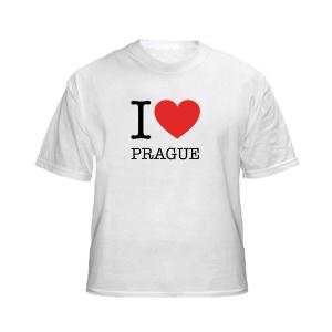 triko pánské / PRAGUE