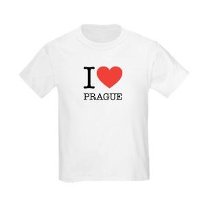 triko dětské / PRAGUE