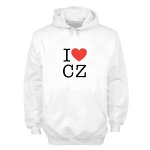 mikina / CZ
